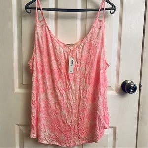 *NWT* 2/$15 or 3/$20- Old Navy bright pink tank